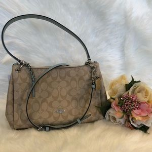 F73177 BRAND NEW COACH SMALL MIA SHOULDER  BAG